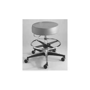 McKesson Pneumatic Exam Stool Foot Ring Wineberry   Model