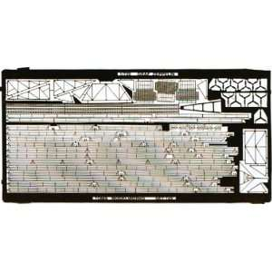 Graf Zeppelin Aircraft Carrier Detail Set 1 700 Toms