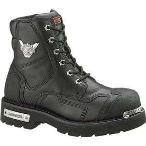 Harley Davidson Footwear D81641 Womens Stealth Boots