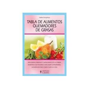 de grasas (Spanish Edition) (9788425515934): Heike Knophius: Books