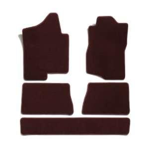 Premier Custom Fit 5 piece Set Carpet Floor Mats for Cadillac SRX
