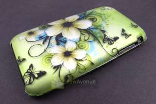 HAWAIIAN FLOWERS Phone Cover Hard Case iPhone 3G 3Gs