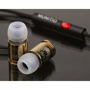 Munitio [M] SITi G Nine Millimeter Earphones with Mic