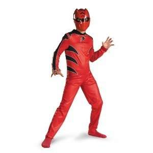 Power Ranger Red Quality 4 6 Costume Toys & Games