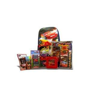for Children with Disney Pixar Cars School Supplies