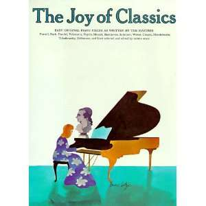 The Joy of Classics   Piano Songbook Musical Instruments