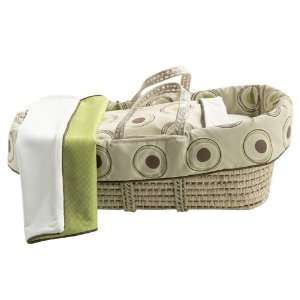 Picci Green Forest Carrybasket Baby