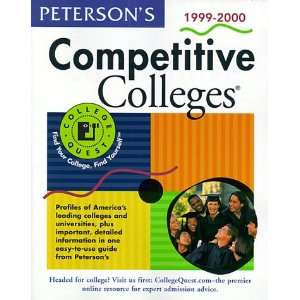 Colleges, 1999 2000 (9780768902136) Petersons Guides Books