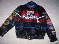 KYLE PETTY CHARITY RIDE ACROSS AMERICA 1999 JACKET XXL
