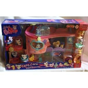Littlest Pet Shop Cozy Care Adoption Center Bonus