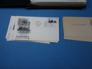 VINTAGE BOOK OF FIRST DAY COVERS FROM POSTAL COMMEMORATIVE SOCIETY
