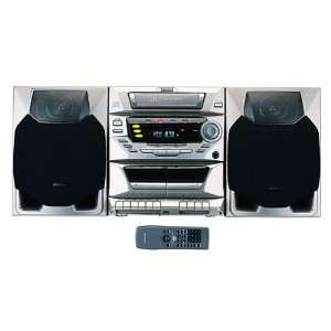 Fisher DCSS400 Compact Stereo System Electronics