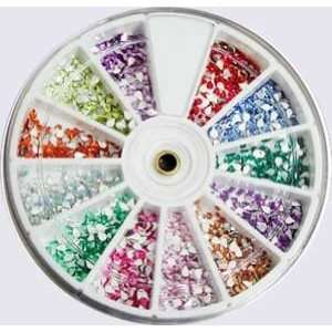 Rhinestones Tear Drop Wheel Kit. Beauty