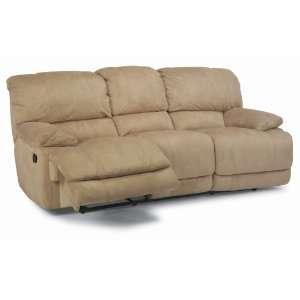 Flexsteel 1550 62 Belmont double Reclining Sofa