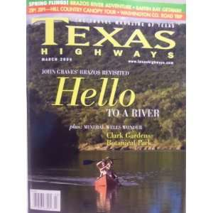 Travel Magazine of Texas Spring Flings (March, 53) Jack Lowry Books