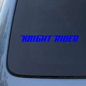 KNIGHT RIDER   Vinyl Car Decal Sticker #1893  Vinyl Color