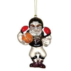 Atlanta Falcons NFL Acrylic Football Player Ornament (3.5