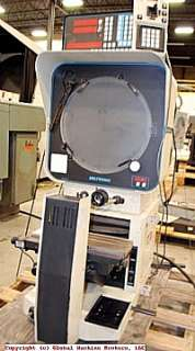 DELTRONIC MODEL DH 214 OPTICAL COMPARATOR