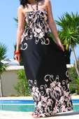 UNIQ L2 Womens/Ladies Designer Party Evening DRESS