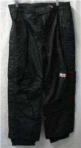 Obermeyer Gore Tex Mens Shell Snow Ski Pants Black XX Large 2XL XXL