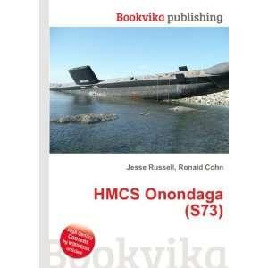 HMCS Onondaga (S73) Ronald Cohn Jesse Russell Books