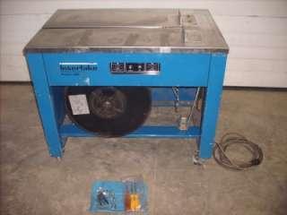 Interlake Power   100 Strapping Machine Model# NS 3