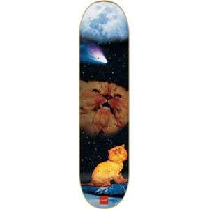 Chocolate Roberts Mystical Garvy Skateboard Deck   8.0