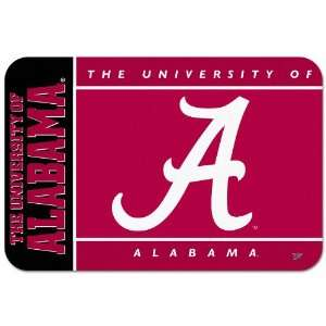 NCAA Alabama Crimson Tide Small Floor Mat Sports