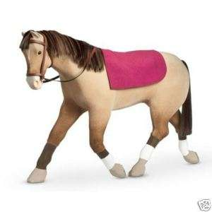 AMERICAN GIRL DOLL 2007 Nicki Nickis JACKSON the HORSE