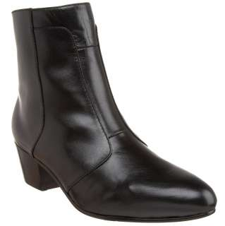 Giorgio Brutini 805751 Mens Black Leather CUBAN HEEL Boot