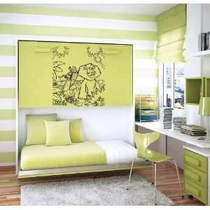BABY ROOM NURSERY WALL VINYL STICKER ART MURAL B337 Home & Kitchen
