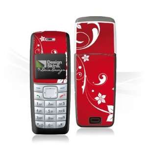 Design Skins for Nokia 1110   Christmas Heart Design Folie