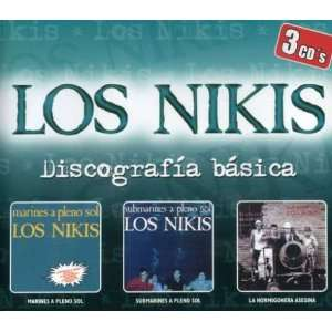 Discografia Basica: Los Nikis: Music