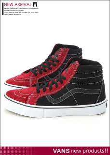 BN VANS SK8 HI VERT PRO Grosso/Red Shoes #V280A