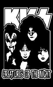 Kiss Creatures Band Custom T Shirt