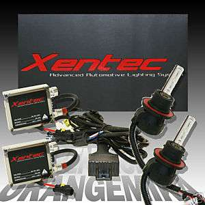 BI XENON HID CONVERSION KIT H4 6000K HI LO DUAL BEAM
