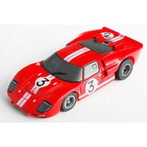 com 1/64 HO AFX Analog Slot Cars   Collector Series   SRT   Ford GT40