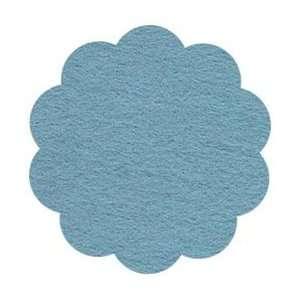 Wool Blend Felt   Gumball Blue Arts, Crafts & Sewing