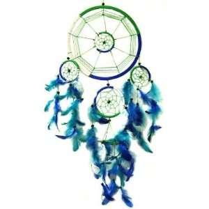 Native American 8 Dream Catcher (#2905)