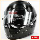 Full Face Motorcycle ATV Street Bike Chopper Helmet DOT FRP Bandit