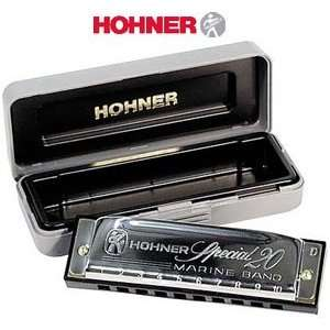 560 20 Special 20 Harmonica Musical Instruments