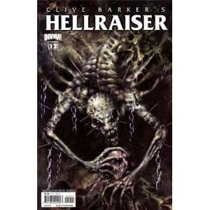 Clive Barkers Hellraiser Vol 2 #12 Cover B Stephen