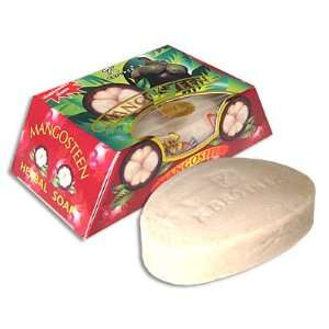 Mangosteen Herbal Whitening Soap 110g/3.9oz Beauty