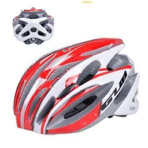 of GUB 99 white red and blue riding helmet / high quality ultra light