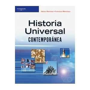 Historia universal contemporanea/ Contemporary Universal