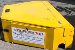 Truckalyser Truck Safety Kubota Diesel Hydraulic Trailr