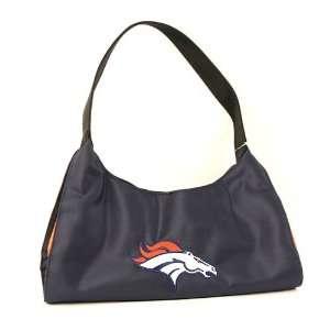 Denver Broncos Hobo Purse   Blue