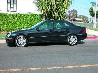 Mercedes Benz  C 55, AMG, C55 AMG