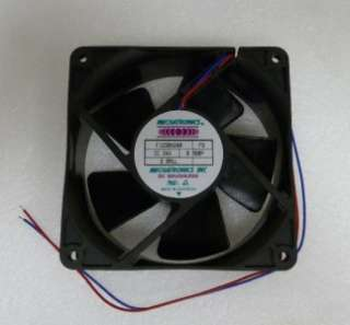 Mechatronics F1238X24B DC 24V .5A Brushless Fan