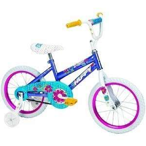 Huffy Girls Sparkle So Sweet Bike (Purple, Medium/16 Inch